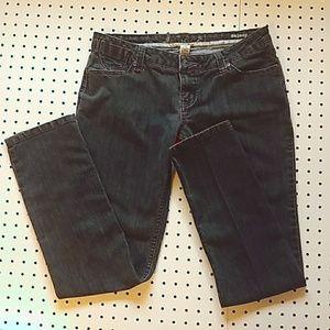 Mudd Dark Wash Skinny Jeans, Size 11